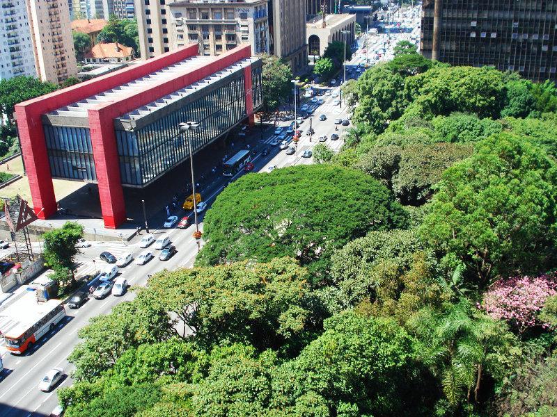 1º Fórum de sustenturbanidade da Av. Paulista