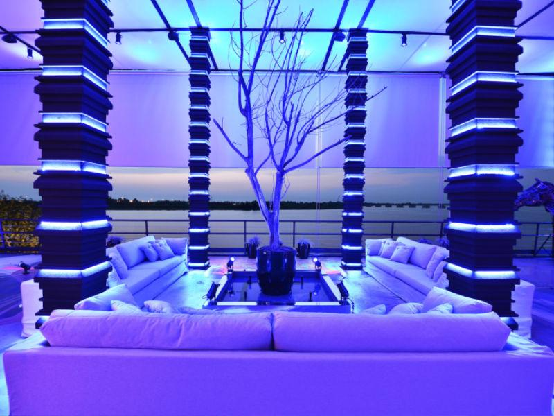 Confira o Espaço Lounge de Paulinho Peres na Mostra EliteDesign