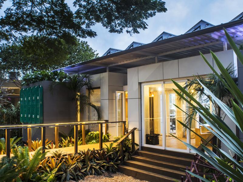 Projeto paisagístico sustentável traz inovações a Casa Cor