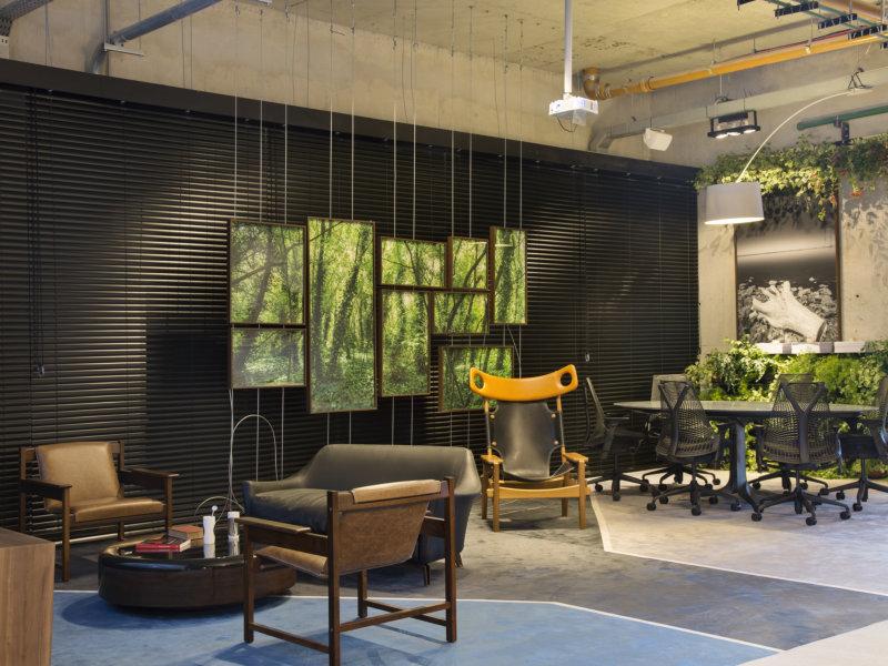 Tendências da decoração residencial em espaço corporativo