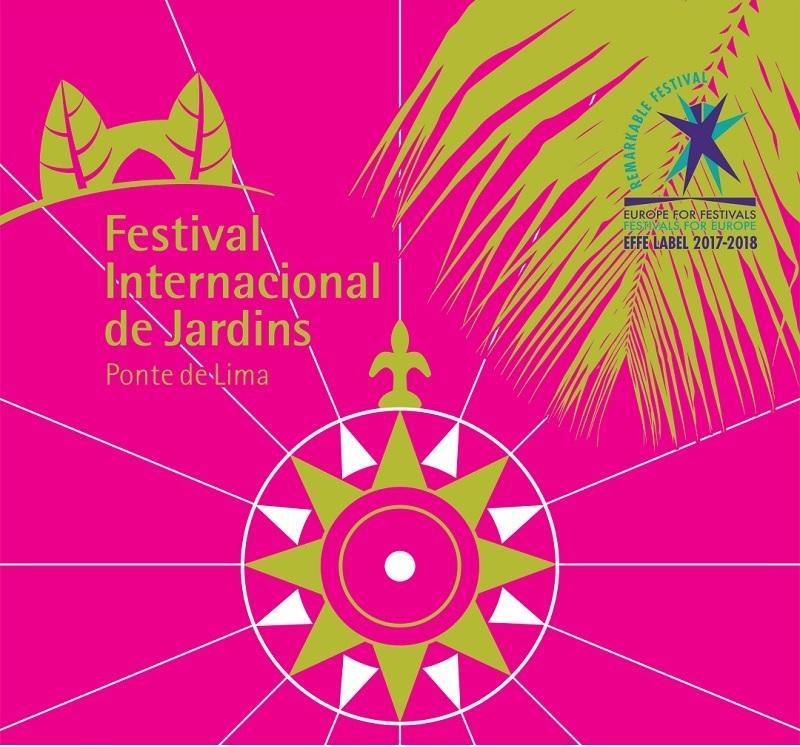 """Inscrições para Concurso no Festival Internacional de Jardins de Ponte de Lima - """"O Clima nos Jardins"""""""