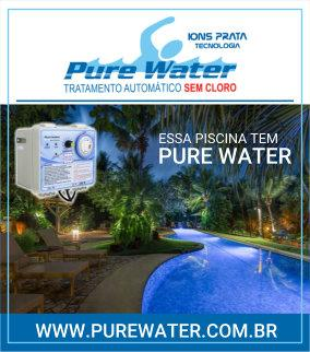 Banner Pure Water