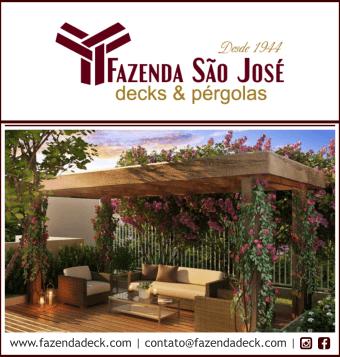 Banner Fazenda São Jose - interno