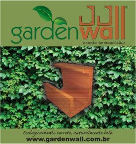 Banner Garden Wall