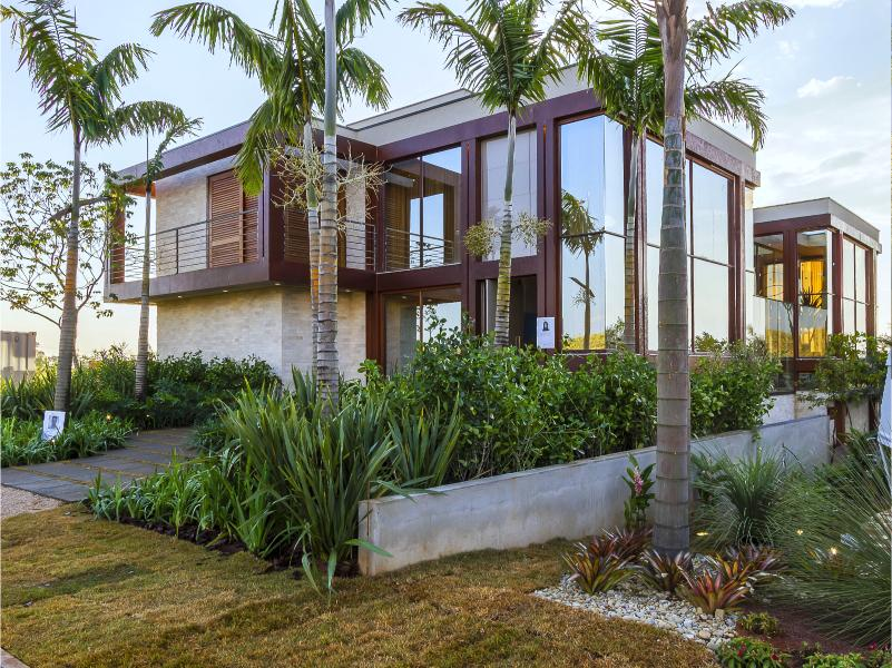 Confira as mansões construídas especialmente para Casa Cor Campinas 2016