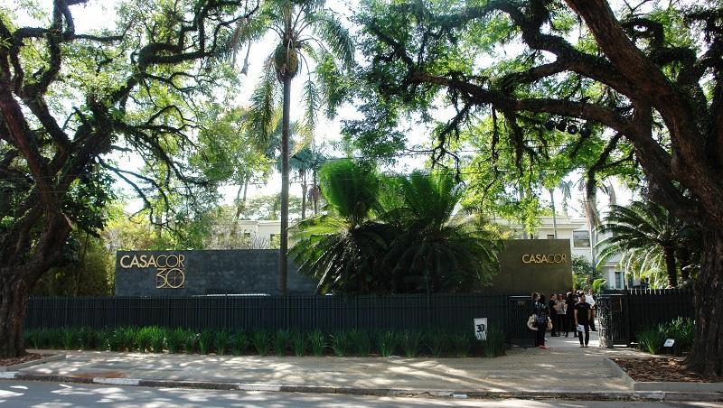 Casa Cor SP 2016 - Confira os belos jardins de renomados paisagistas