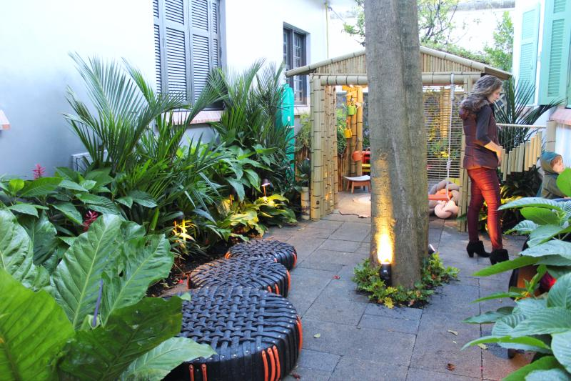 CASACOR Jardim Sustentavel 1