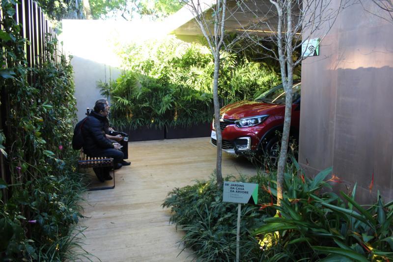 CASACOR Jardim da Casa da Arvore 1