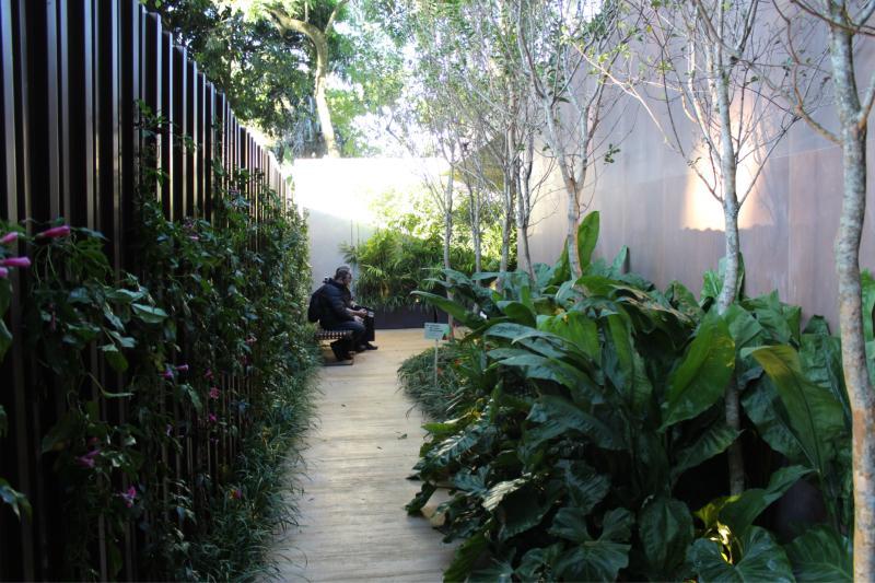 CASACOR Jardim da Casa da Arvore 2