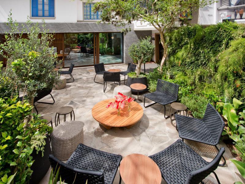 Jardins secretos da Casa Cor Santa Catarina 2016