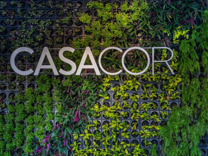 CASACOR Paraíba 2018 - Reúne 60 profissionais responsáveis pela criação de 32 ambientes