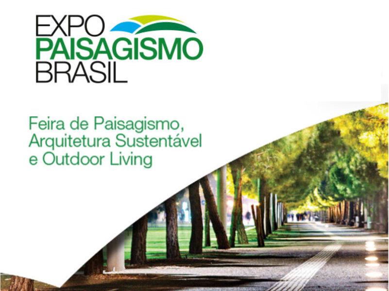 Expo Paisagismo Brasil acontecerá simultaneamente com a ExpoLazer