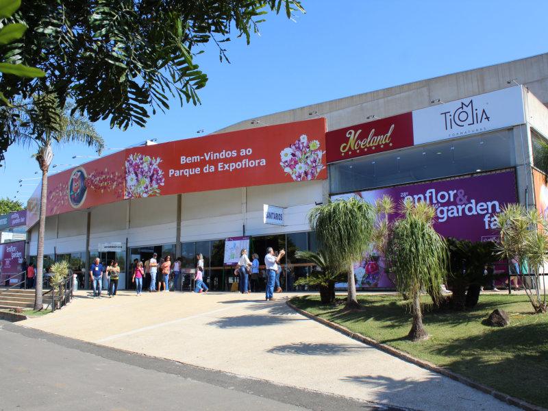 Atrações e muitas novidades foram os destaques  do 28º Enflor & 16ª Garden Fair
