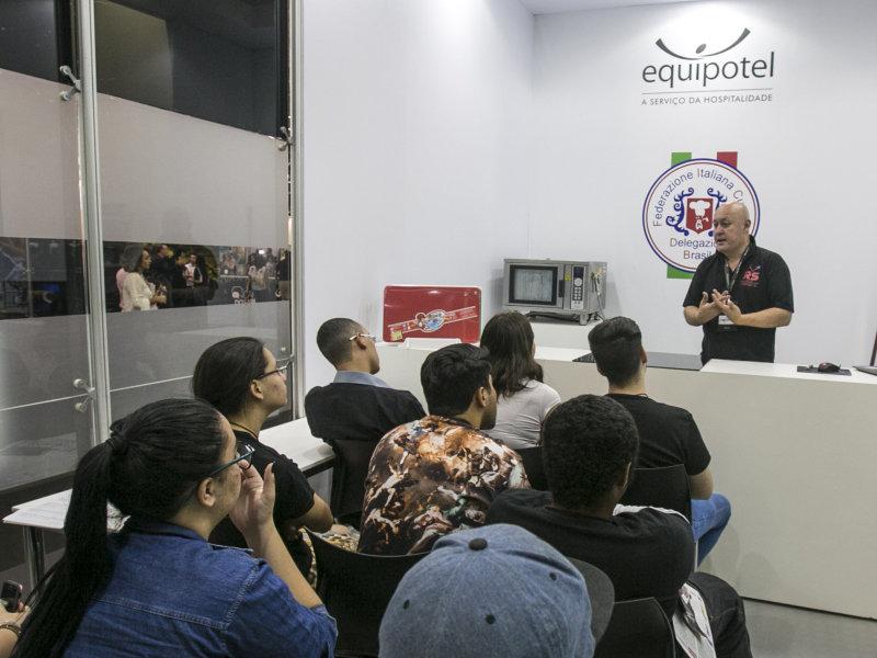 Equipotel 2018 - Principal evento do setor da hospitalidade reunirá produtos e soluções inovadoras