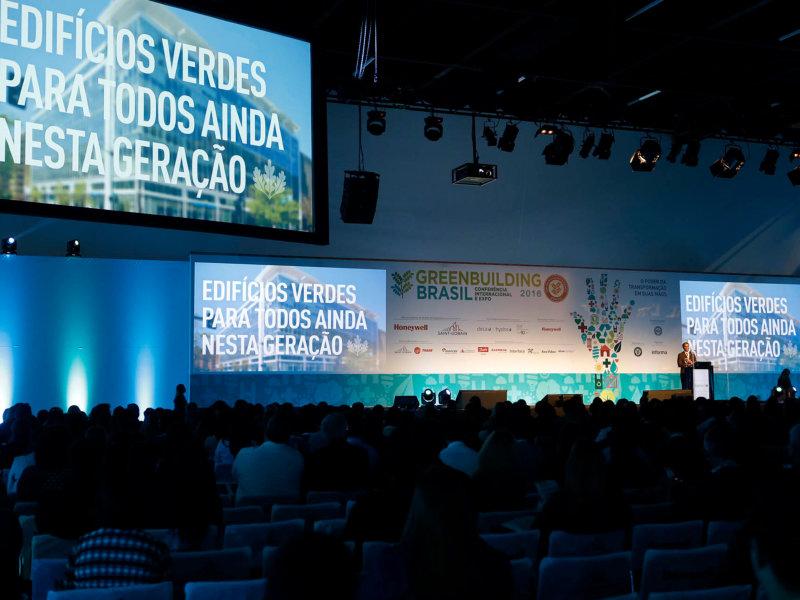 Greenbuilding Brasil manterá seu foco em sustentabilidade nesta edição