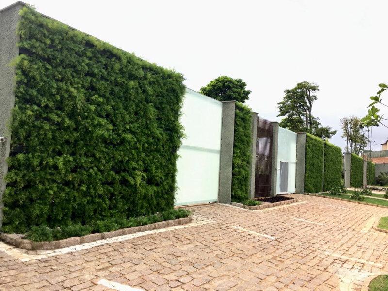 A Garden Wall iniciou o ano de 2017 disposta a levar um jardim para dentro da sua casa