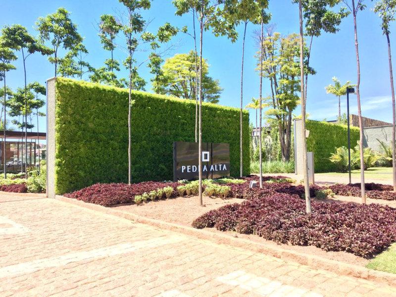 GardenWall tem colocado seus módulos cerâmicos em diversos segmentos paisagísticos