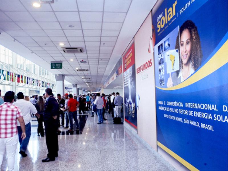 Brasil recebe o maior evento sobre energia solar na América Latina
