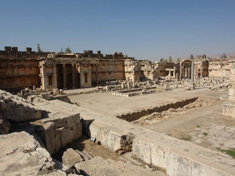 Líbano e sua peculiar arquitetura e tradições milenares