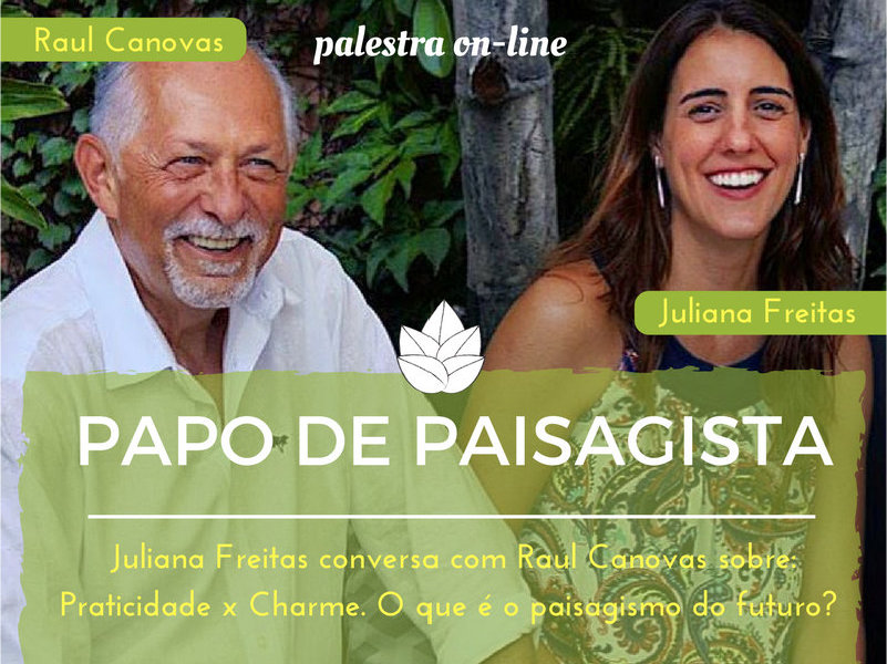 Palestra On-line - Papo de Paisagista