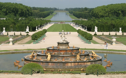 O-jardim-de-Versalhes