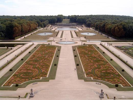Vaux-le-Vicomte_Garden