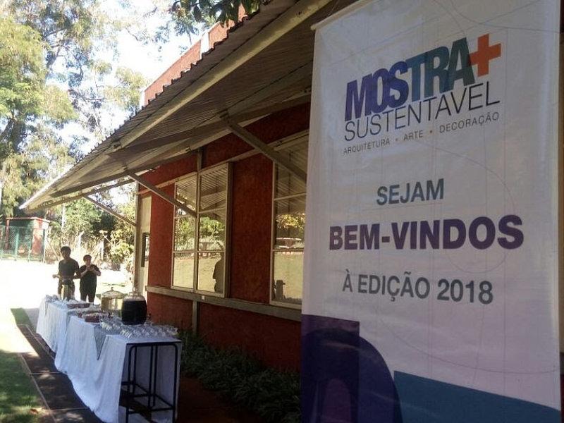Mostra Sustentável vai reunir mais de 50 expositores para revitalizar ambientes em instituição psiquiátrica de Campinas