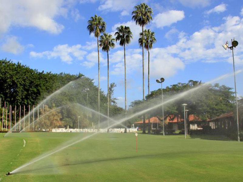 Sistemas de irrigação sustentável e de captação de água de chuva geram economia de até 95%