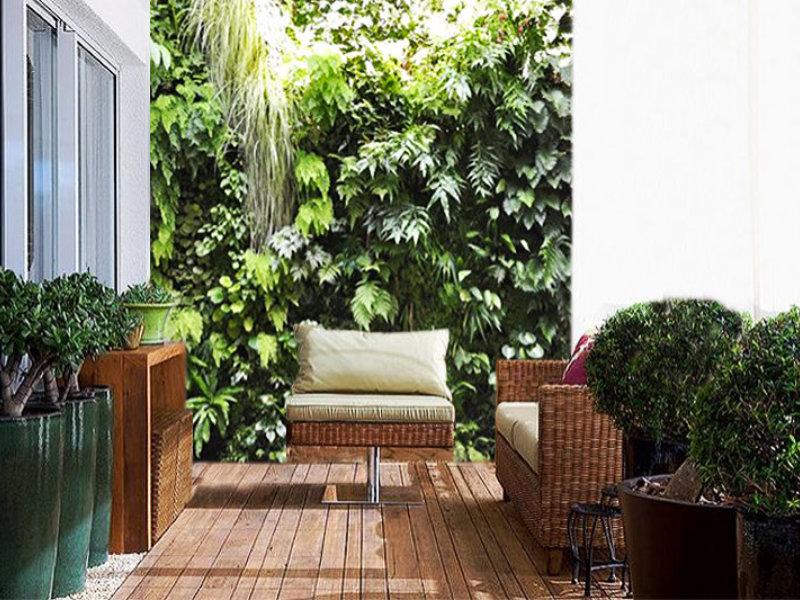 Garden Wall - Paredes Termoacústica