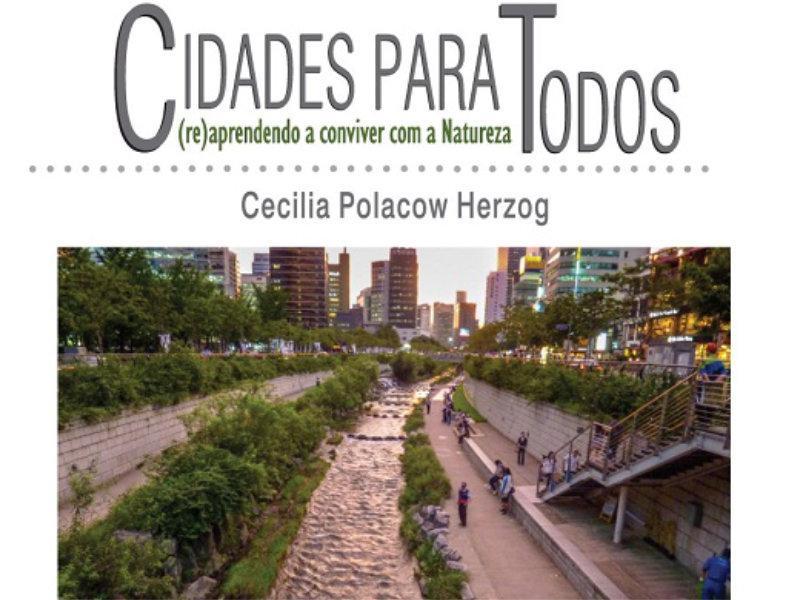 """Livro: """"Cidades para TODOS"""""""