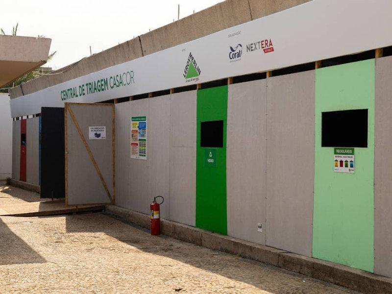 Sustentabilidade: CASACOR SP investe em ações sociais, separação de materiais, reciclagem e compostagem